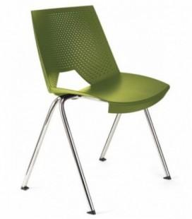 Silla de confidente, práctica, cómoda y con diseño STRIKE.