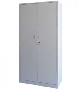 Armario metálico 196x95 con puertas